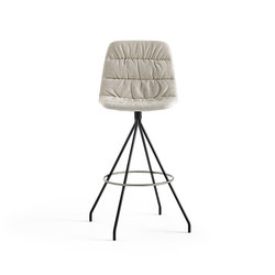 Maarten stool | Bar stools | viccarbe