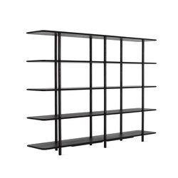 Aero High Shelving | Shelving | Design Within Reach