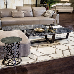Omega | Coffee tables | Longhi S.p.a.