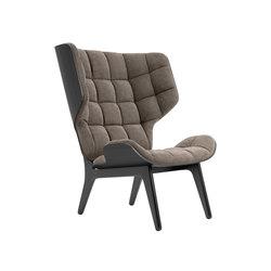 Mammoth Chair, Black / Velvet: Taupe 712   Sillones   NORR11