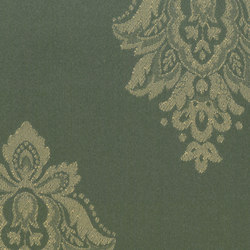 Giovanni | Colour Green | Drapery fabrics | DEKOMA