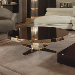 Bourbon | Y 705 | Coffee tables | Longhi S.p.a.