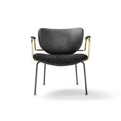 Kalida Lounge | Chairs | black tie