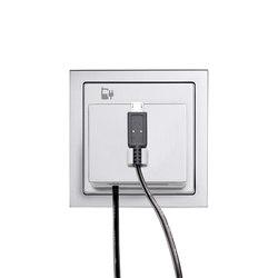 USB Charging Station Insert | USB power sockets | Busch-Jaeger