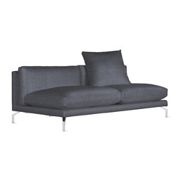 Como Armless Sofa | Sofas | Design Within Reach