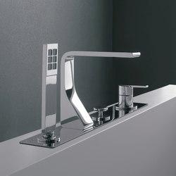 Rem | Grifería para bañeras | Rubinetterie Zazzeri