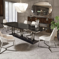 Artù | Dining tables | Longhi S.p.a.