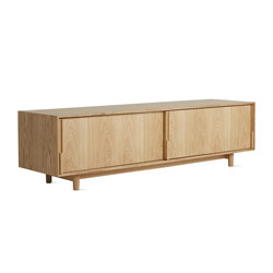 Edel Media Unit | Multimedia sideboards | Design Within Reach