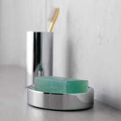 Z Point | Soap holders / dishes | Rubinetterie Zazzeri