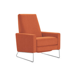 Flight Recliner in Fabric   Sessel   Design Within Reach