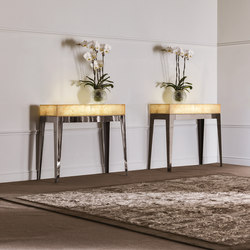 Gorky Onyx | Tables consoles | Longhi S.p.a.