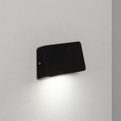 Eddy black | Outdoor wall lights | Dexter