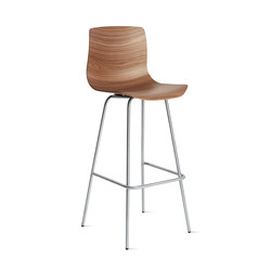 Loku Barstool | Taburetes de bar | Design Within Reach