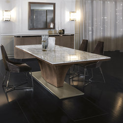 Omotesando | Dining tables | Longhi S.p.a.