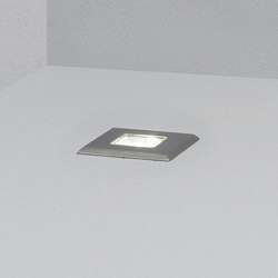 Evo square 25° | Outdoor recessed wall lights | Dexter