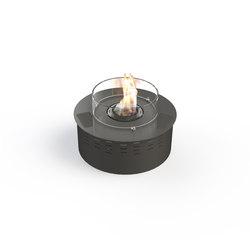Crea7ion EVO Fire Round   Fireplace inserts   GlammFire
