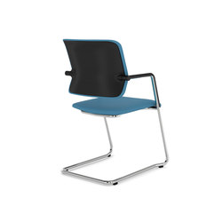 Drumback - Cantilever Chair | Sillas | Viasit