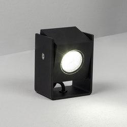 Tower 12cm 40° black | Outdoor wall lights | Dexter