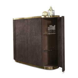 Beverly | Drinks cabinets | Longhi S.p.a.