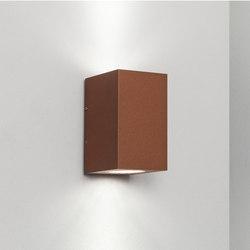 Cube xl beam duo 8° oxide | Appliques murales d'extérieur | Dexter