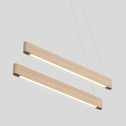 Line Light 4040 l | Suspended lights | Matthew McCormick Studio
