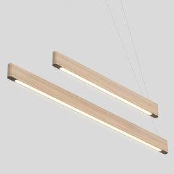Line Light 4060 l | Suspensions | Matthew McCormick Studio