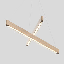 Line Light 4060 x | Suspended lights | Matthew McCormick Studio