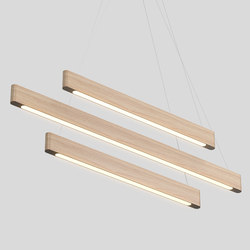 Line Light 406040 l | Suspended lights | Matthew McCormick Studio