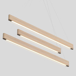 Line Light 604060 l | Suspended lights | Matthew McCormick Studio