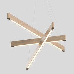 Line Light 604060 x | Suspensions | Matthew McCormick Studio