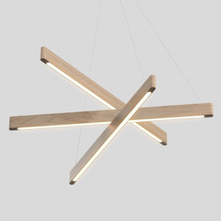 Line Light 606060 x | Suspended lights | Matthew McCormick Studio