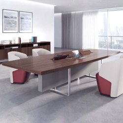 Deck | Meeting Table | Tavoli contract | Estel Group