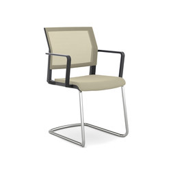 Impulse Cantilever chair | Sillas | Viasit