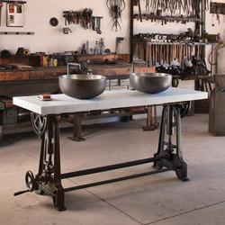 Industrial Console | Éviers de cuisine | Stone Forest