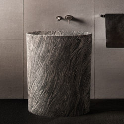 Infinity Pedestal | Wash basins | Stone Forest