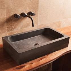 Milano Vessel Sink | Wash basins | Stone Forest