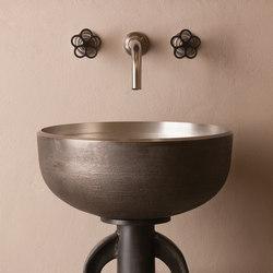 Ore Vessel Sink, White Bronze | Lavabos | Stone Forest