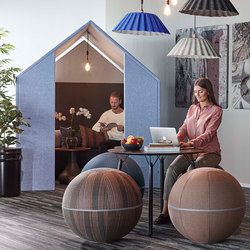 The Hut with Front Screens | Office Pods | Götessons