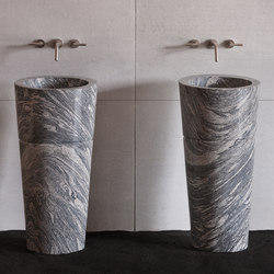 Veneto Pedestal Sink | Lavabos | Stone Forest