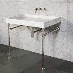 Ventus Bath Console | Wash basins | Stone Forest