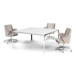 More | Meeting Table | Mesas contract | Estel Group