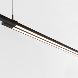 Pista Twin Brackets | Suspended lights | Modular Lighting Instruments