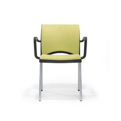 Linea Visitor Chair | Chairs | Viasit