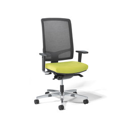 Linea Task Chair mesh back | Office chairs | Viasit