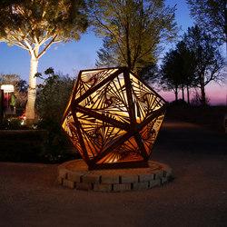 Iko LS | Lampade outdoor pavimento | Sacrea