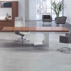 Niemeyer | Executive Desk | Mesas contract | Estel Group