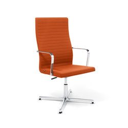 Pure Conference Chair High Backrest | Chairs | Viasit
