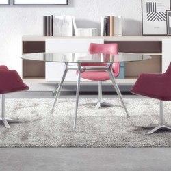 P016 | Meeting Table | Tables collectivités | Estel Group