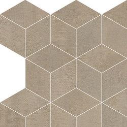Frame Cube Taupe | Carrelage céramique | KERABEN