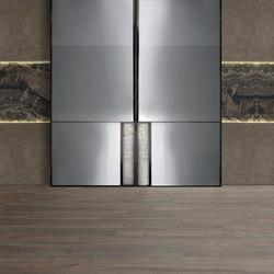 Elegant boiserie | Internal doors | Longhi S.p.a.